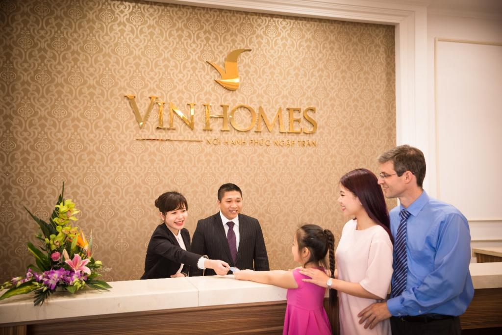 Vinhomes Central Park attracts foreigners
